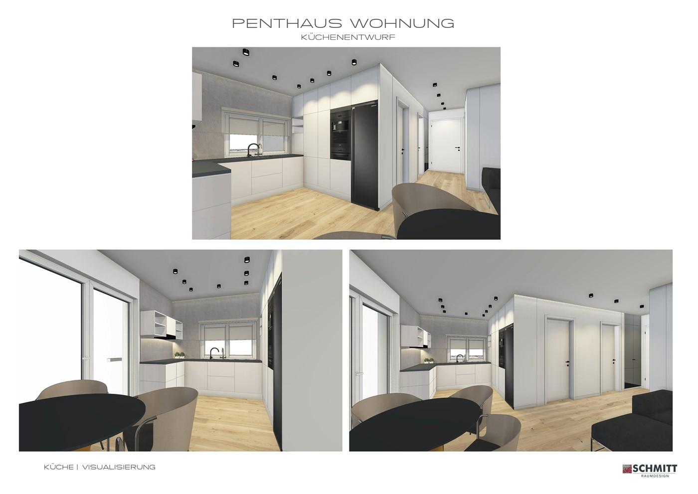 Anspruchsvolle Innenarchitektur — Schmitt Raumdesign